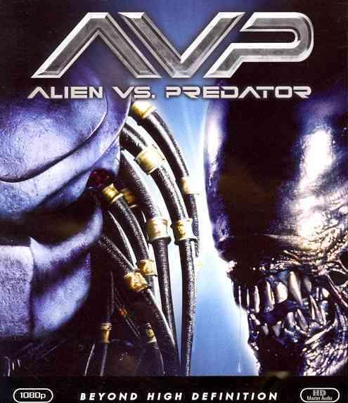 ALIEN VS PREDATOR BY LATHAN,SANAA (Blu-Ray)